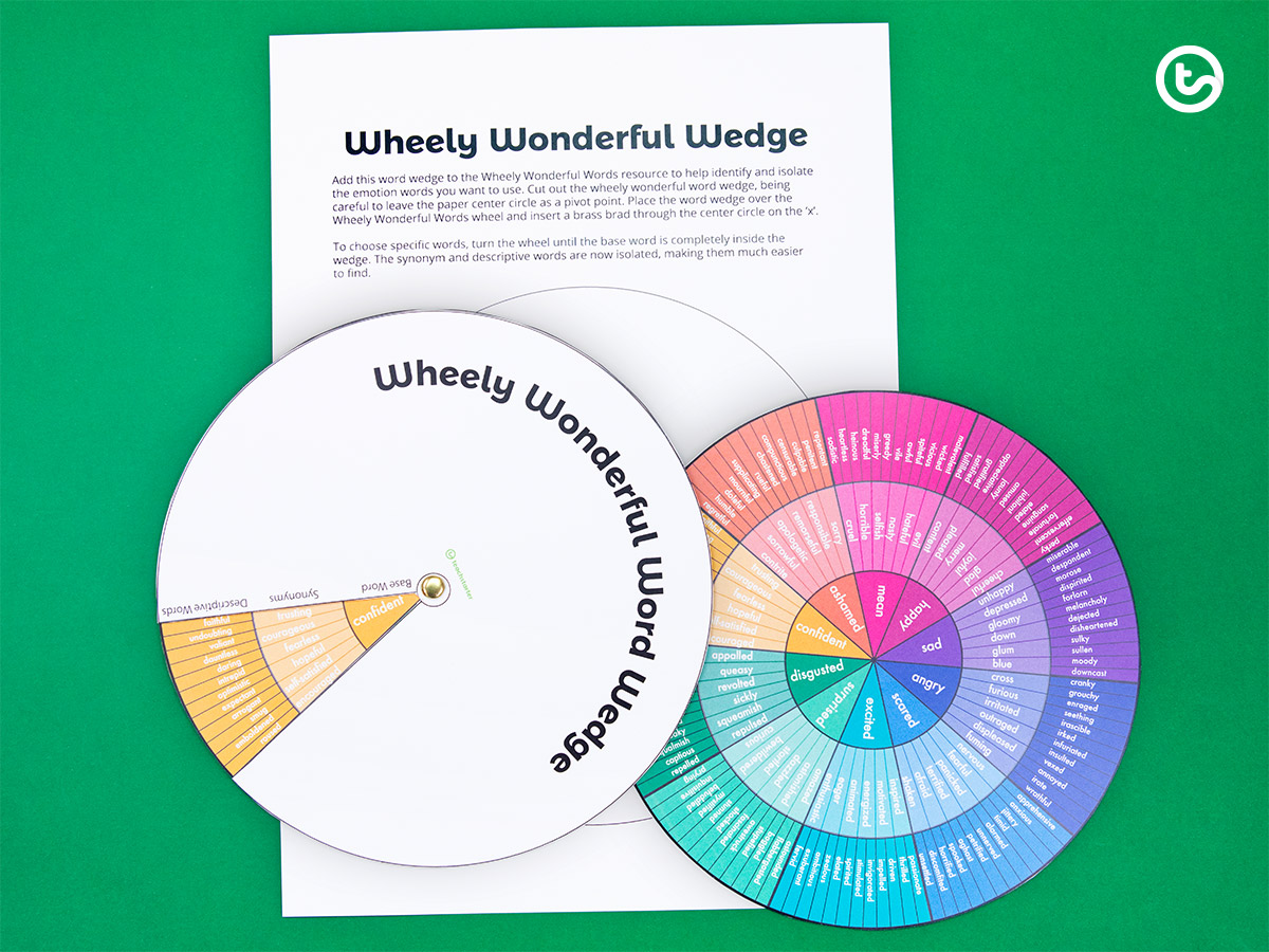 meeting student needs by using the wedge.