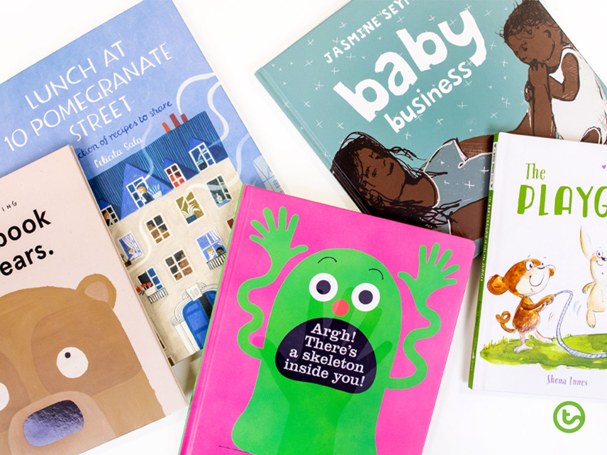 carefully selected picture books for lower years.