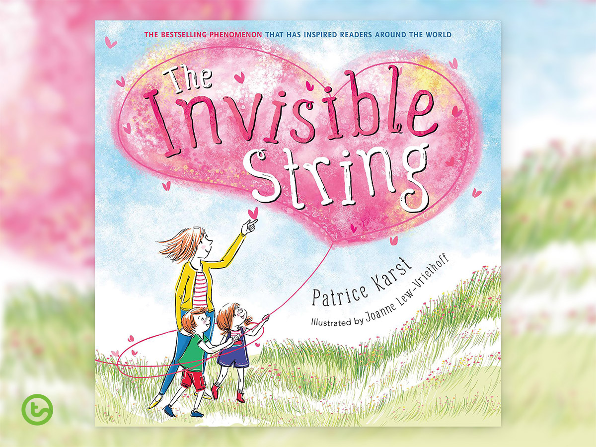 Picture Books About Love - The Invisible String