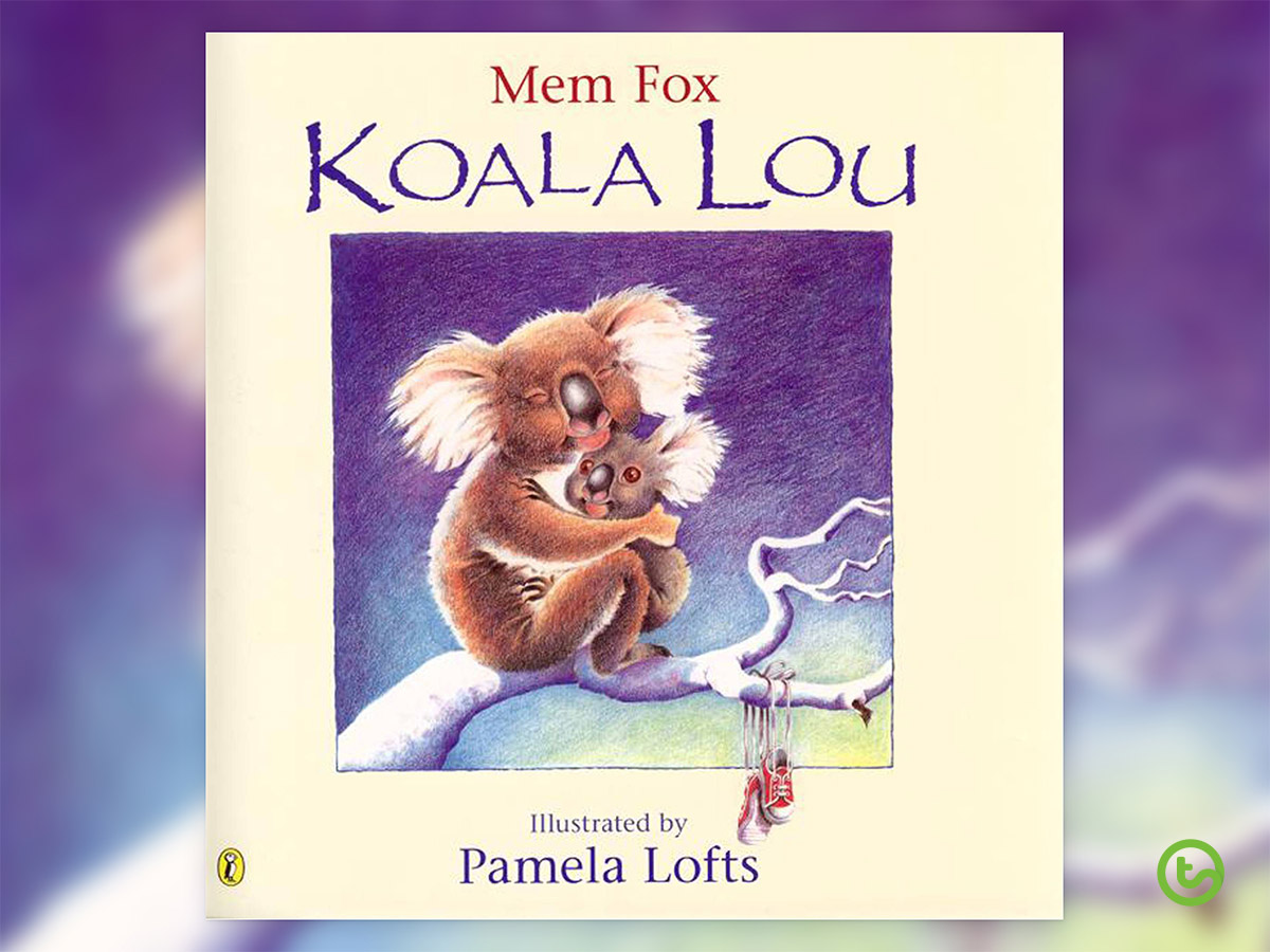 Picture Books About Valentine's Day - Koala Lou
