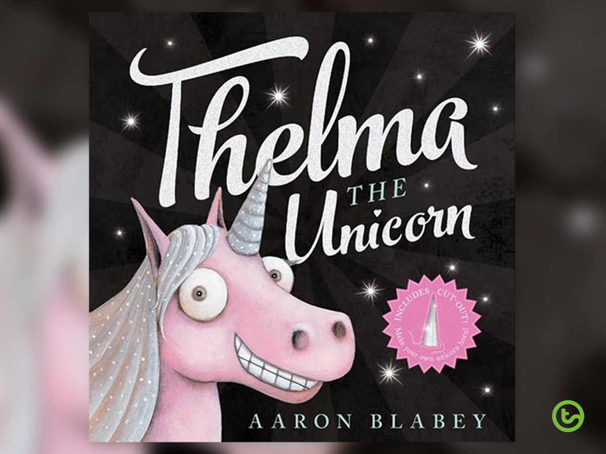 Picture Books About Love - Thelma the Unicorn