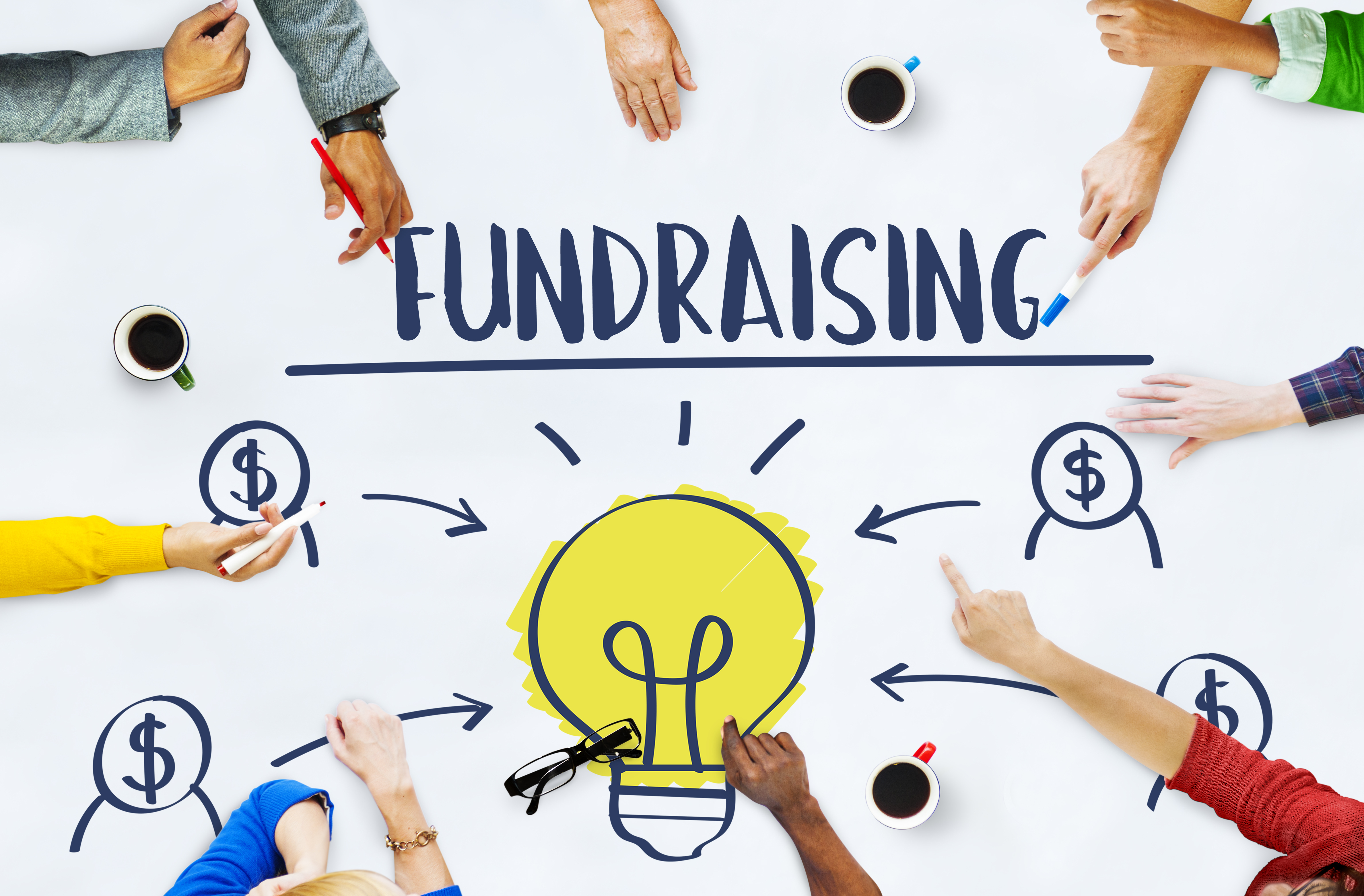 It's good to have a realistic fundraising goal in mind when your planning your school charity fundraising.