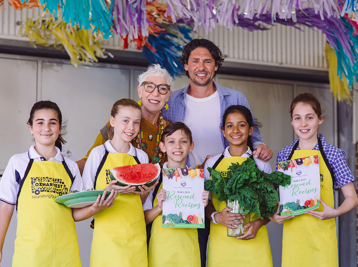 Food Sustainability and Nutrition Resources | FEAST - OzHarvest Education