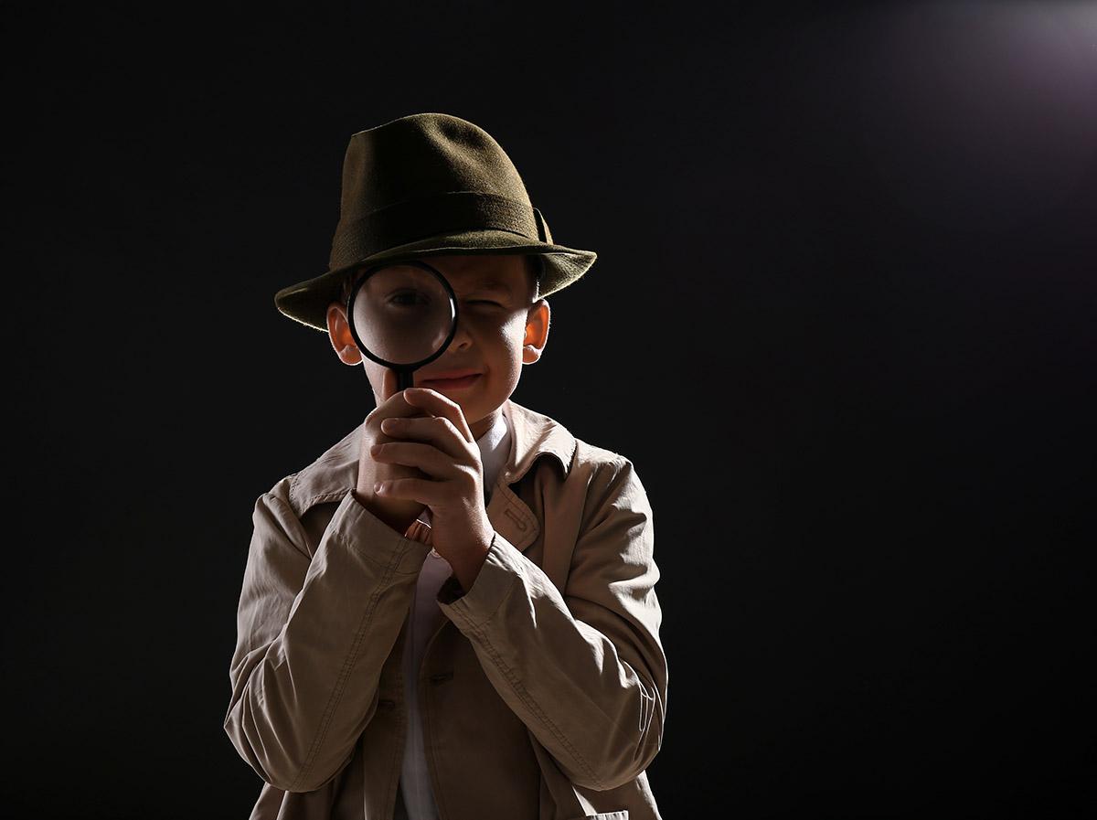 Mini-mystery-detective - Logic puzzles.