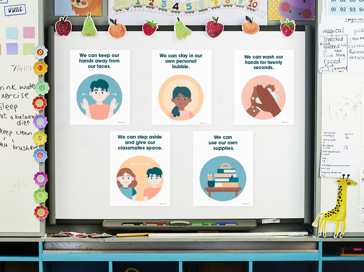 Managing school-related anxiety - prepare your students.