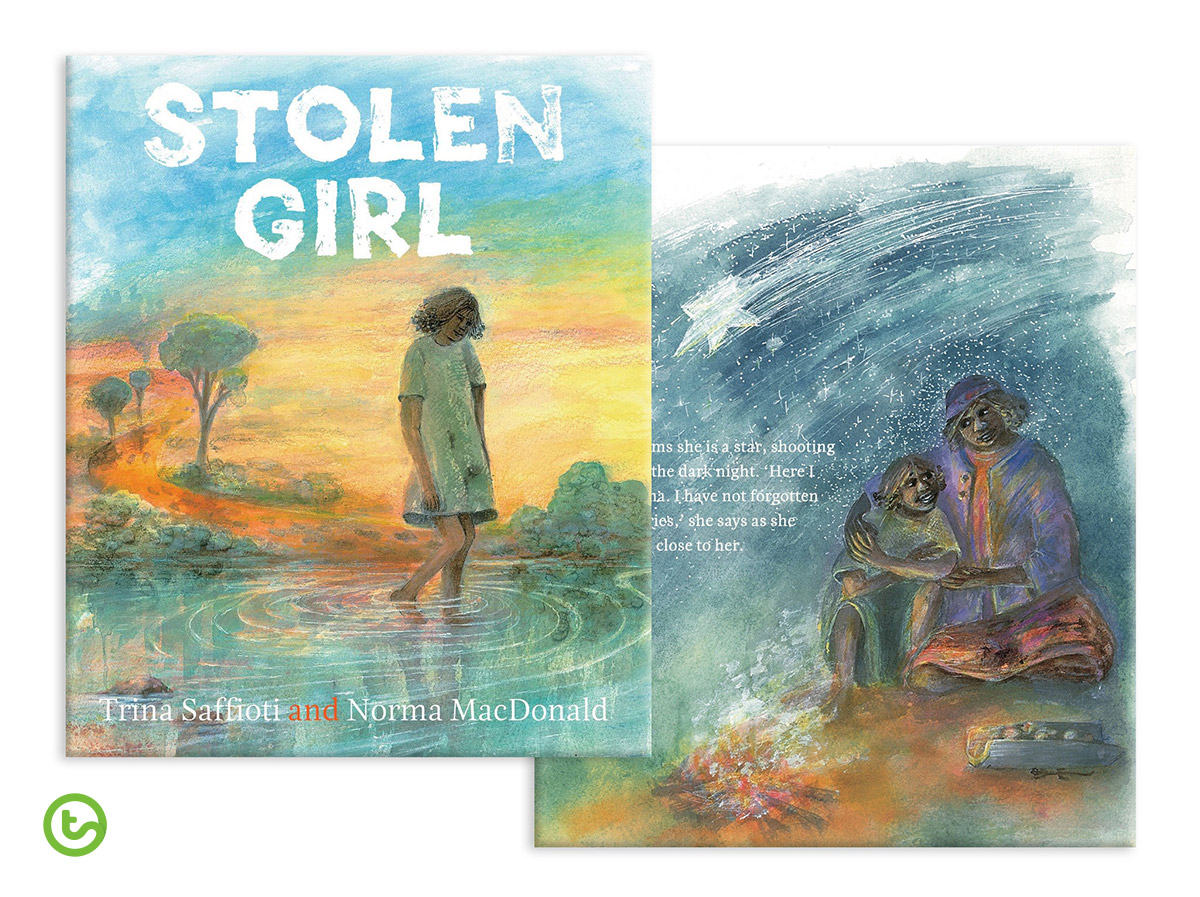 12 Must-Read Picture Books for Sharing Indigenous Culture - Stolen Girl
