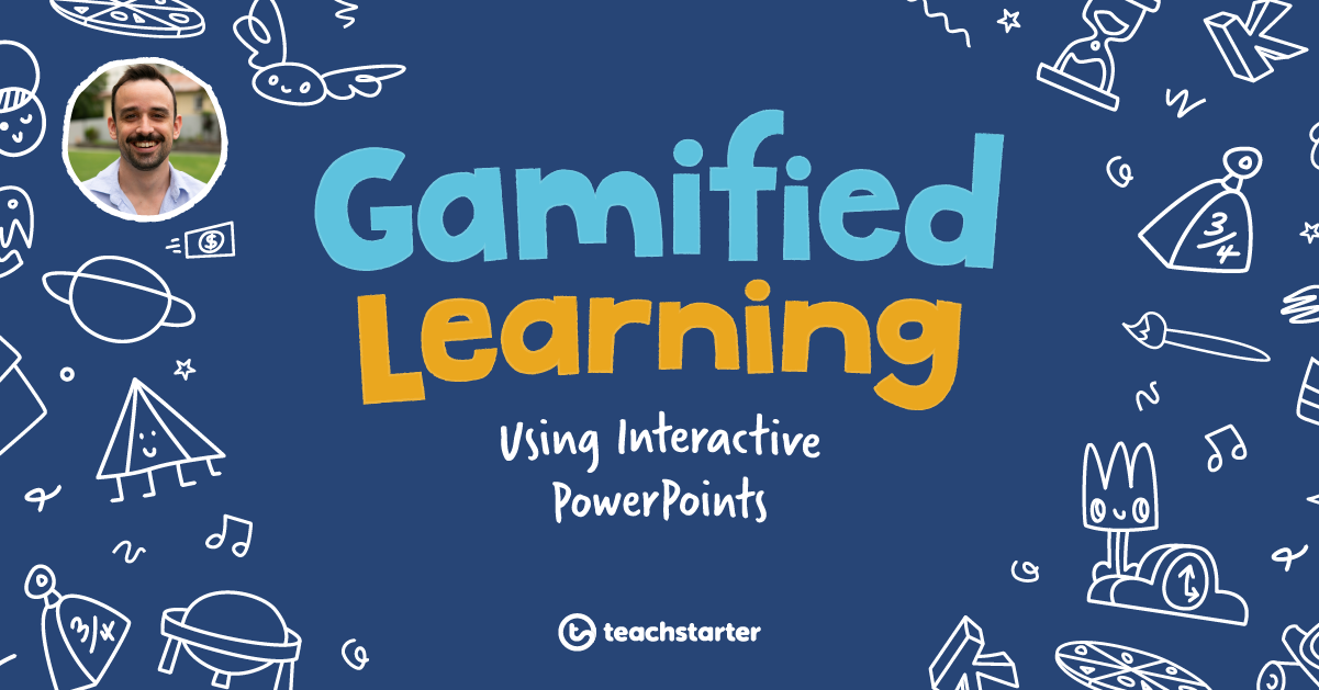 Gamified Learning Using Interactive PowerPoints Webinar